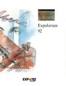 Documentos Nº 4. Expoforum 92. Documentos Expo. Grupo Pandora. Editor: Pedro Tabernero.