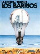 La central térmica Los Barrios. Sevillana de Electricidad. Grupo Pandora. Editor: Pedro Tabernero.