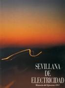 Memoria del ejercicio 1987. Sevillana de Electricidad. Grupo Pandora. Editor: Pedro Tabernero.