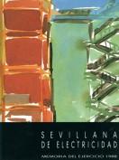 Memoria del ejercicio 1988. Sevillana de Electricidad. Grupo Pandora. Editor: Pedro Tabernero.