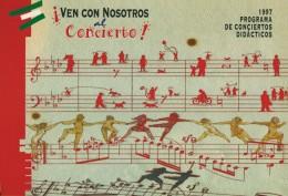 ¡Ven con nosotros al concierto! Cuadernos didácticos. Grupo Pandora. Editor: Pedro Tabernero.