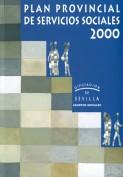Plan Provincial de Servicios Sociales 2000. Acciones de imagen y difusión. Grupo Pandora. Editor: Pedro Tabernero.