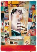 Cartel Tabaco No. Pequeña biblioteca de la droga. Grupo Pandora. Editor: Pedro Tabernero.