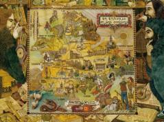 Un universo en seis comarcas. Puzzles. Grupo Pandora. Editor: Pedro Tabernero.