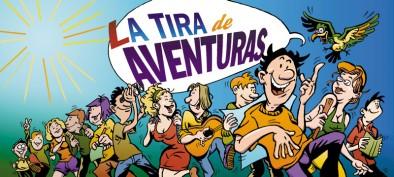 La tira de aventuras. Publicaciones y acciones para el turismo. Grupo Pandora. Editor: Pedro Tabernero.
