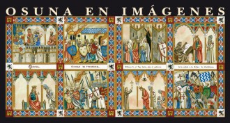Osuna en imágenes. Carpetas artísticas. Grupo Pandora. Editor: Pedro Tabernero.