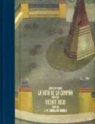 La ruta de la Campiña. Libros de viajes. Grupo Pandora. Editor: Pedro Tabernero.