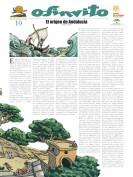 El origen de Andalucía. Osinvito. Grupo Pandora. Editor: Pedro Tabernero.