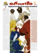 Miguel de Cervantes por los caminos de Andalucía. Osinvito. Grupo Pandora. Editor: Pedro Tabernero.