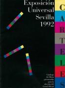 Concurso de carteles Expo'92. Catálogo. Grupo Pandora. Editor: Pedro Tabernero.