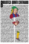 Seymour Chwast. Biblioteca Quinto Centenario. Grupo Pandora. Editor: Pedro Tabernero.