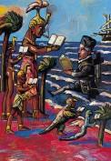 Heinz Edelmann. Biblioteca Quinto Centenario. Grupo Pandora. Editor: Pedro Tabernero.