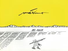 """Máximo en """"El País"""" y otros dibujos. Grupo Pandora. Editor: Pedro Tabernero."""