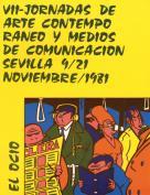 VII Jornadas de Arte Contemporáneo y Medios de Comunicación. Grupo Pandora. Editor: Pedro Tabernero.