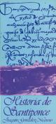 Historia de Santiponce. Grupo Pandora. Editor: Pedro Tabernero.