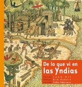 De lo que vi en las Yndias. Osimbo. Grupo Pandora. Editor: Pedro Tabernero.