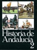 Historia de Andalucía 2. Grupo Pandora. Editor: Pedro Tabernero.