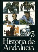 Historia de Andalucía 3. Grupo Pandora. Editor: Pedro Tabernero.