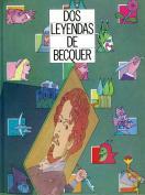 Dos leyendas de Becquer. Grupo Pandora. Editor: Pedro Tabernero.