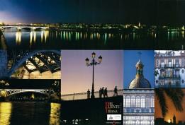El Puente de Triana. Carteles de Turismo. Grupo Pandora. Editor: Pedro Tabernero.