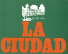 La ciudad. Grupo Pandora. Editor: Pedro Tabernero.