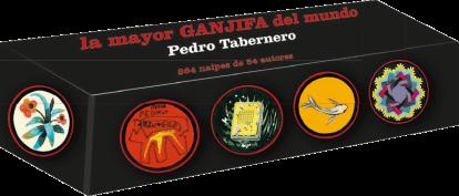 La Mayor Ganjifa del Mundo. Proyecto y dirección gráfica: Pedro Tabernero