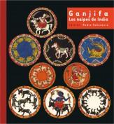 Ganjifa. Los naipes de India. Proyecto y dirección gráfica: Pedro Tabernero