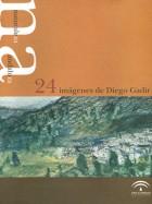 Naturaleza andaluza. 24 imágenes de Diego Gadir. Carpetas artísticas. Grupo Pandora. Editor: Pedro Tabernero.