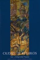 Ciudad de retablos. Grupo Pandora. Editor: Pedro Tabernero.
